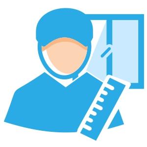 nyílászárók Helyszíni felmérés